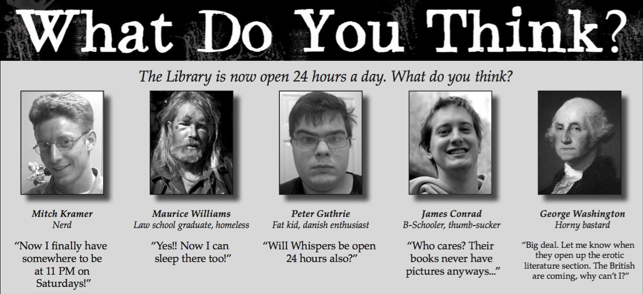 WDYT 24 Hour Library