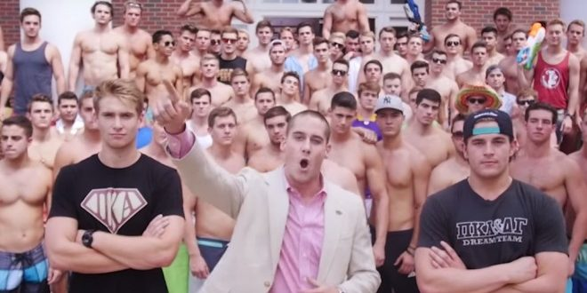WUnderground's Official Guide to Fraternity Rush – WUnderground